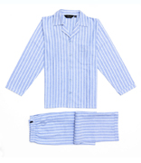 Ambassador flanellen pyjama North Stripes